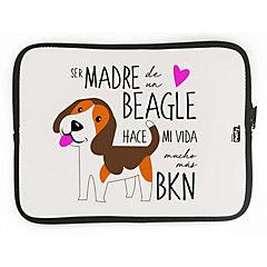 Funda ipad beagle