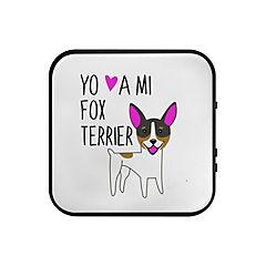 Parlante bluetooth fox terrier