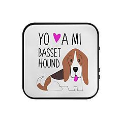 Parlante bluetooth basset hound