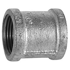 Copla BSP fierro galvanizado 1