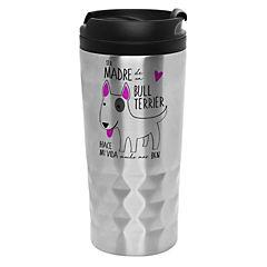 Mug diamantado bull terrier