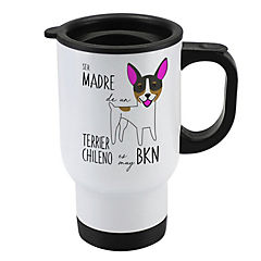 Mug 410cc terrier chileno