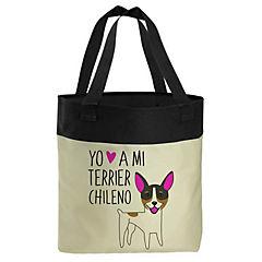 Bolso terrier chileno