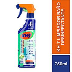 Limpiador baño gatillo 750 ml