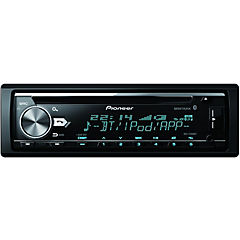 Radio para automóvil 1din CD/bluetooth/USB