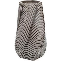 Florero ceramica vague 29 cm