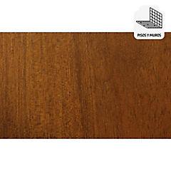Piso laminado 8 mm Borneo Teak  2,13 m2
