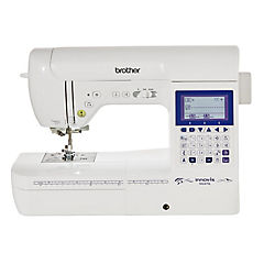 Máquina de coser para quilting y patchwork nq470l
