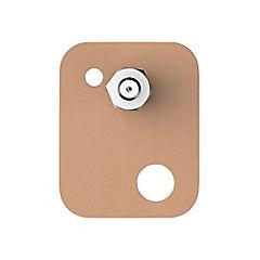 Tornillo adhesivo rectangular para ladrillo y piedra 5 kg