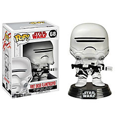 Figura pop star wars tlj first order flame trooper