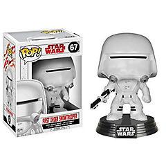 Figura pop star wars tlj first order snow trooper
