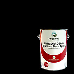 Anticorrosivo base agua negro 1 gl