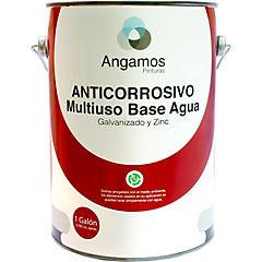 Anticorrosivo base agua rojo 1 gl