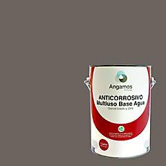 Anticorrosivo base agua gris 1 gl