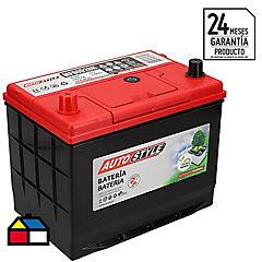 Batería 70 A Izquierdo Positivo 600 CCA