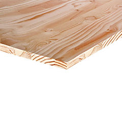 18 mm 1,2x2,4 m panel pino oregón