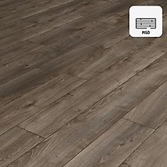 Piso laminado 12 mm makro oak brown 1,387 m2
