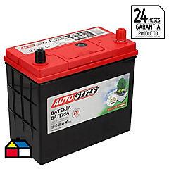 Batería 45 A Derecho Positivo 400 CCA