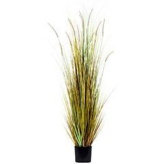 Planta artificial grass verde café 180 cm