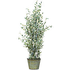 Planta artificial hollyleaf 152 cm