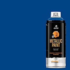 Spray pro azul oscuro metálico