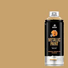 Spray pro oro metálico