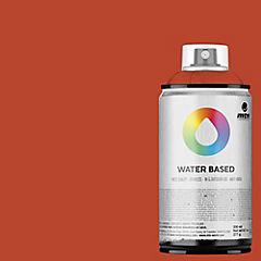 Spray base agua rojo 300 ml