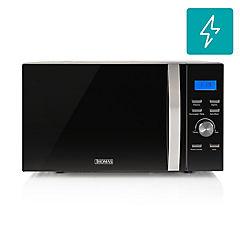 Horno microondas digital 25 litros negro