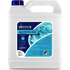 Caja 4 alcohol gel 5 lts
