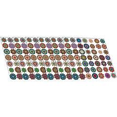 Set de Posavasos de Ecocuero 10x10 cm 6 Unidades