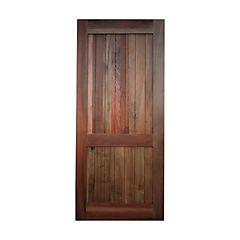 Puerta licarayen madera ulmo