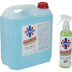 Bidón 5 lts desinfectante multiuso  + recarga 500 ml