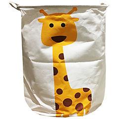Canasto jirafa crudo 40 x 40 cm