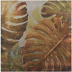 Canvas/Gel 60x60 cm Monstera
