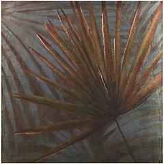 Canvas/Gel 60x60 cm  hoja Palma