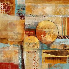 Canvas 100x100 cm Abstracto
