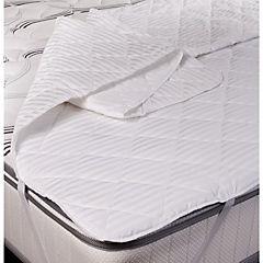 Cubre colchón microfibra 90 gramos 1,5 plazas