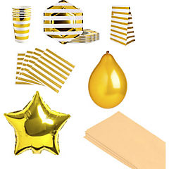 Pack gold lineas 6 personas