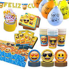 Pack básico emoji 18 personas
