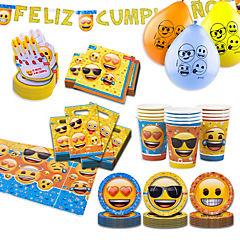 Pack básico emoji 12 personas