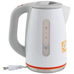 Hervidor eléctrico 1,5 litros blanco