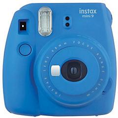 Cámara instantánea instax mini 9 azul