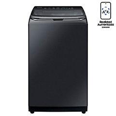 Lavadora carga superior 20 kg negro
