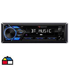 Radio 1din bluetooth panel sin cd nk