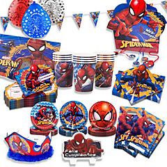 Pack full spiderman 12 personas