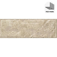 Cerámica Española 19x57 cm 1,08 m2 blanco