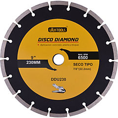 Disco diamond 230 seco