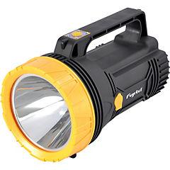Linterna led recargable 30 W luz lateral