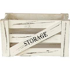 Caja de madera storage tamaño M