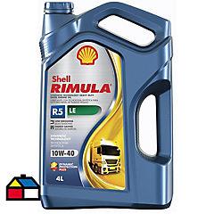 Aceite para motor rimula r5 le 10w40 3,79 litros